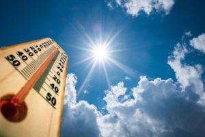 hot summertime heat needs HVAC maintenance