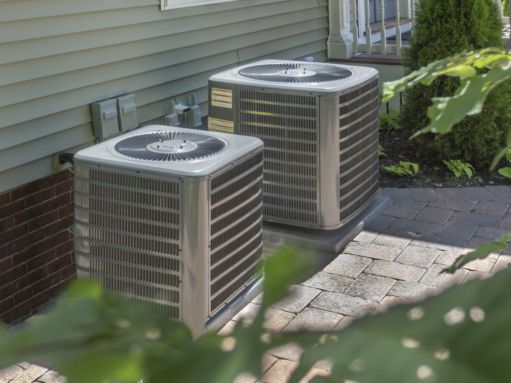 how does air conditioning work